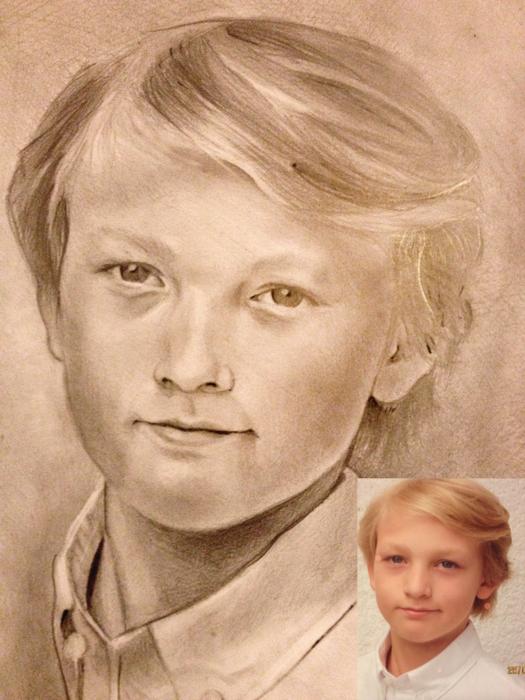Portrait, IV